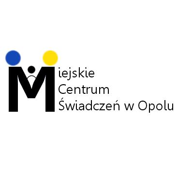 Logo Miejskiego Centrum Świadczeń w Opolu